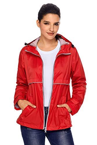 Cappuccio Con E Dimensione Xxl Lunghe Zip Elegante colore Green Red Magliette A Giacca Rose Xl Alpinismo Autunno Donna Maniche Light Da xwz8qx0