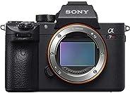 Sony Cámara Alpha α7RM3 Full-Frame de 35mm y 42.4 MP con enfoque automático y sensor CMOS Exmor R™