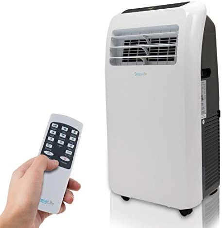 SereneLife SLACHT128 4-In-1 Air Conditioner and Heater