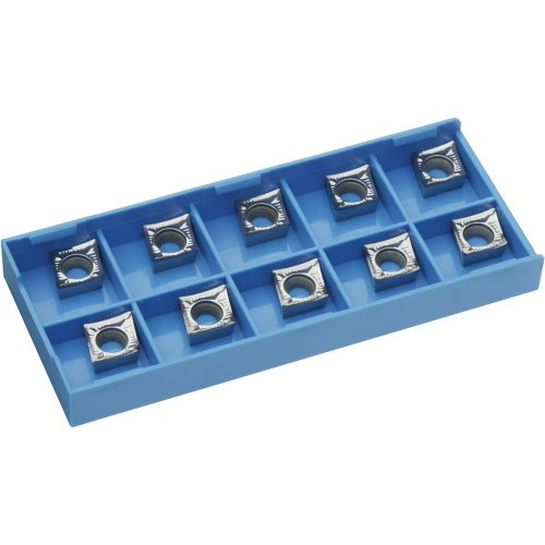 Grizzly H8333 Carbide Inserts CCGT for Aluminum, pk. of 10 by Grizzly