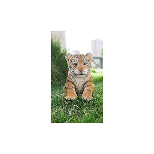 (Hi-Line Gift Ltd. Pet Pals - Tiger Cub Sitting)