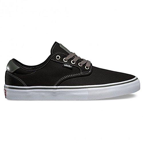 Vans Chima Ferguson Pro (Black/Charcoal/White) Mens Skate