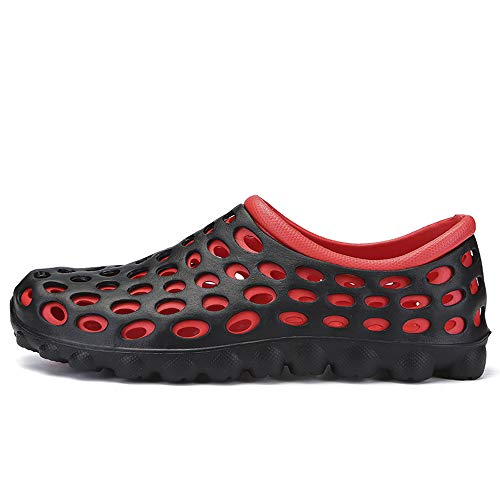 nudi atletici giardino Red Quick Dry Water Scarpe da Sandali Summer a Shoes Beach piedi Unisex wOq06xf6v