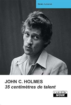 Amazon.com: JOHN HOLMES 35 cm de talent (Camion Noir) (French Edition
