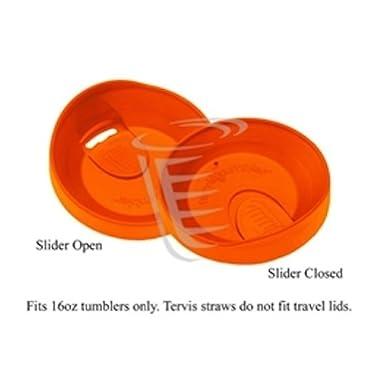 Tervis Tumbler Orange 16oz. Travel Lid