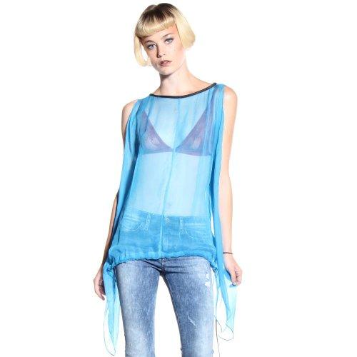 - Diesel Women's T-Emi-B Skirt, Bright Blue, Small