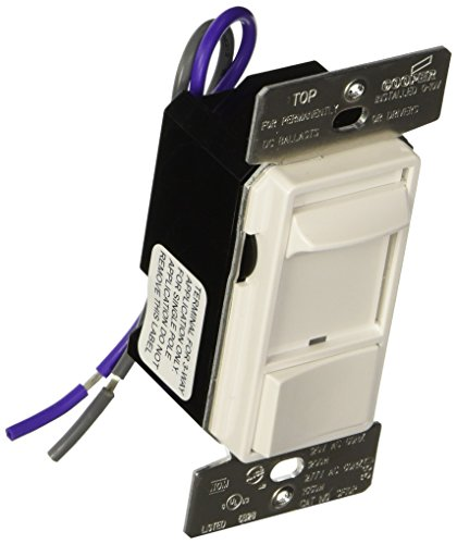 Cooper Controls SF10P-W Slide 0-10V Dimmer - 120/277V, ()