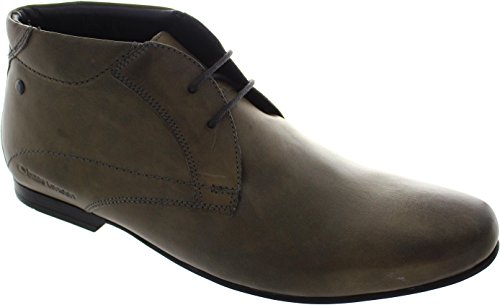 Base London Orbit, Scarpe stringate oxford Uomo Grey