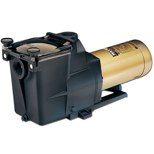 Hayward SP2615X202S Super Pump 2 HP Pool Pump, Dual-Speed, Energy Efficient