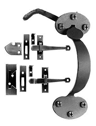 Acorn Hardware Cabinet Latches - Rim Combo Latch
