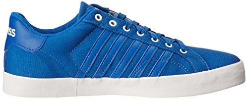 Azul para Tenis LP Mujer Clásico Blanco K Choclo Azul Swiss Urbana Belmont Clásico WnUcR4