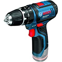 Bosch Professional 10 8 2 Cordless 2 Speed Explained