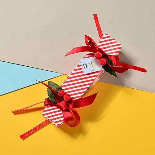 50 unids / lote caja de regalo rosa baby shower caja de dulces ...