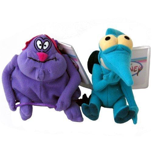 Hercules Pain And Panic - Disney Mini Bean Bag Plush -