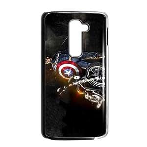 Captain Americ LG G2 Cell Phone Case Black present pp001_9791430
