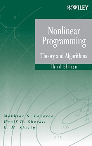 Nonlinear Programming Theory and Algorithms