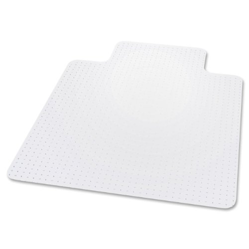 Anchormat Chair Mat for Low Pile/Loop Carpets, 36w x 48l, Clear by ES (Anchormat Chair Mat)