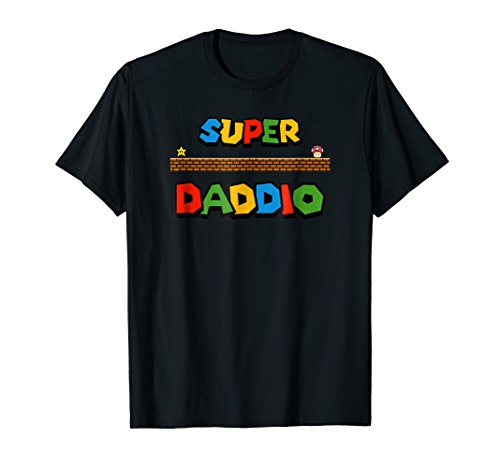 Super Daddio T-Shirt, Fathers day special