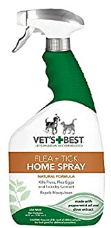 Home Flea Spray Image