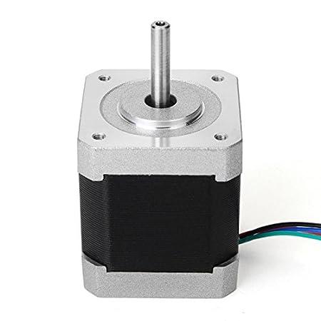 3D-Druck & Digitalisierung 3D-Druck & Digitalisierung 42mm Zwei Phasen 0,9 Grad Hybrid Schrittmotor 48mm Länge 1,5A Für CNC Router
