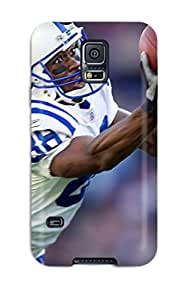 Tara Mooney Popovich's Shop Christmas Gifts 8868040K504118626 indianapolisolts NFL Sports & Colleges newest Samsung Galaxy S5 cases