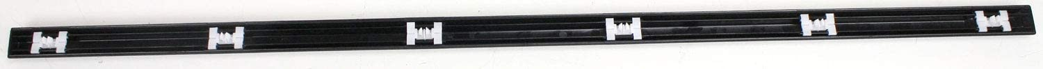 Front Door Molding and Beltlines Compatible with BMW 3-SERIES 1992-1998 LH Side Sedan