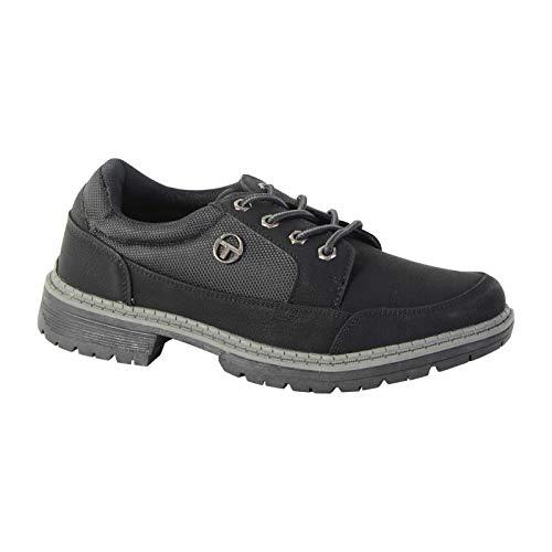 Chaussures Black Sergio Tacchini Sergio Tacchini Chaponnay qq1vtU