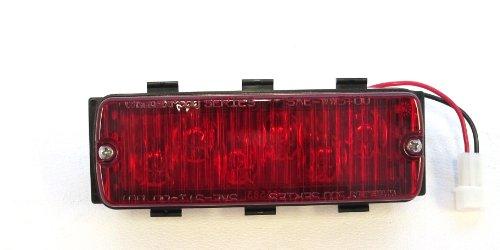 Whelen 500 Series TIR6 Super-LED Lighthead 01-0663507R32E (Tir6 Super Led)