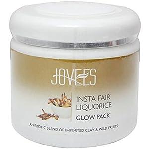 Jovees Insta Fair Liquorice Glow Pack – 400gm