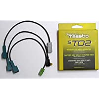iDataLink Maestro ACC-SAT-T02 Toyota Satellite Radio and GPS Shark Fin Antenna Adapter