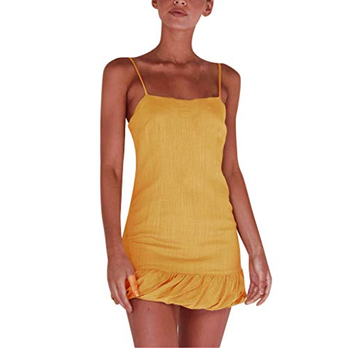 Women's Soild Off-Shoulder Short Sleeve Mini Dress Princess Dress,Tronet women party dresses sexy