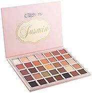 Beauty Creations Beauty creations 35 color eyeshadow palette - jasmin