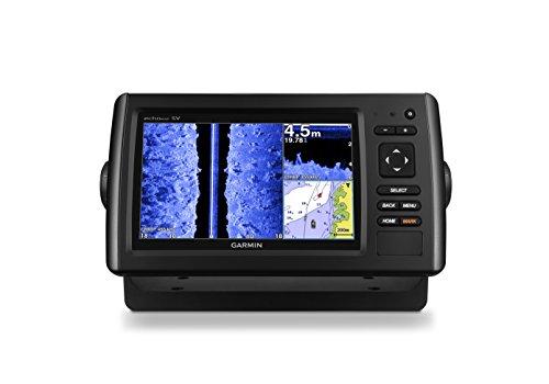 Garmin 010-01815-02 Echomap Chirp 72SV with transducer by Garmin