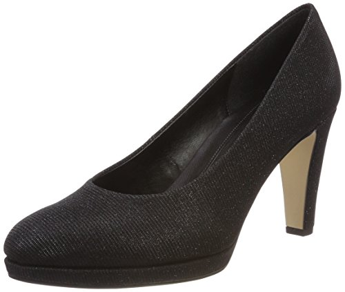 Gabor Natur Fashion Escarpins Schwarz Femme Shoes Gabor Noir 8wzPq4x8F