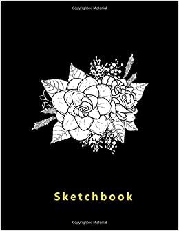 Libros Para Descargar En Sketchbook: Blank Pages, 110 Pages, White Paper, Sketch, Draw And Paint Directa PDF