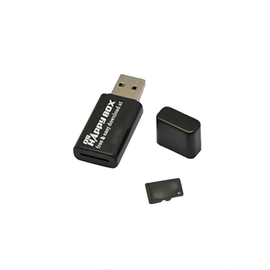 Goldatila R4 SDHC Micro SD tarjeta adaptador de memoria F DS 3DS ...