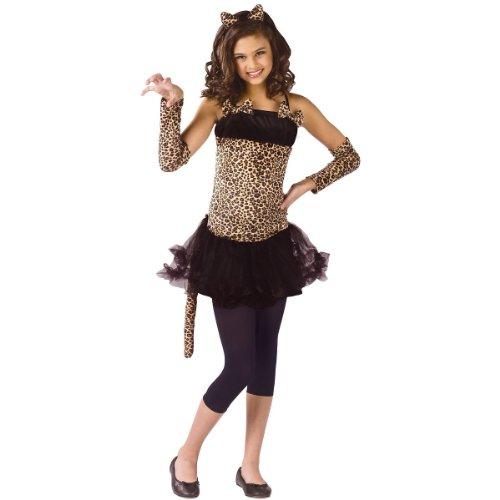 Wild Cat Costume - Large (Wild Cat Costumes For Halloween)