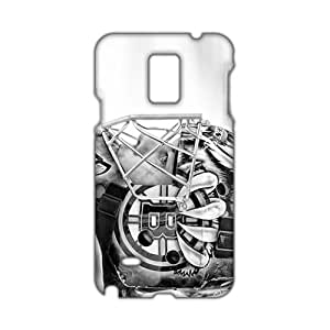 Baseball helmets Boys 3D Phone Case for Samsung Note 4