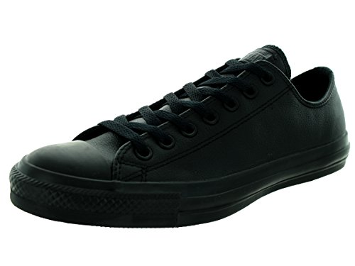 Converse Unisex Chuck Taylor As Ox Black Mono Basketball Shoe 11 Men US