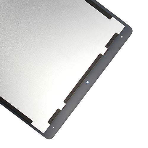 for iPad Pro 12.9 A1670 A1671 A1821 Screen Replacement LCD Display Touch Screen Digitizer + IC Connector PCB Flex Cable Assembly (2017) (White) by SRJTEK (Image #6)