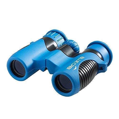 4. BlueCabi Shock Proof 8x21 Kids Binoculars