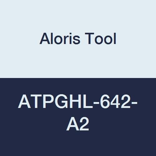 Aloris Tool ATPGHL-642-A2 Carbide Inserts for Mini Swivel-Cartridge Tool Holder by Aloris Tool