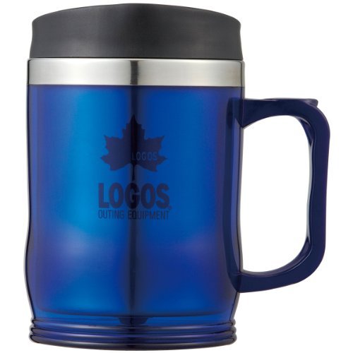 Logos (LOGOS) Pre-Mayer Mug (Blue) 81,285,101 (japan import) ()