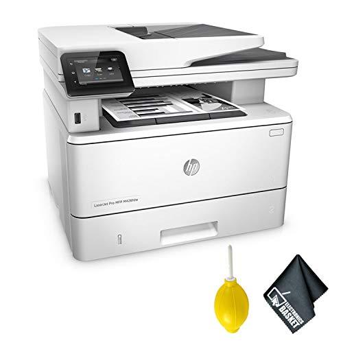 HPLaserjet Pro M426fdw All-in-One Monochrome Laser Printer Standard Accessory Bundle ()