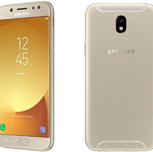 SAMSUNG Galaxy J7 (2017) Dual SIM 16GB SM-J730F/DS Gold- Versión ...