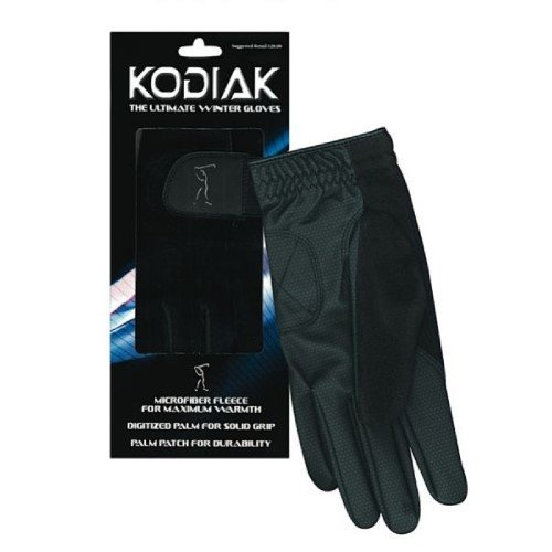 Merchants of Golf Men's Kodiak Winter Gloves, Large by Merchants of (Kodiak Winter Golf Gloves)