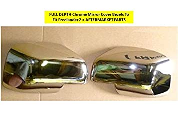 Right Driver Wide Angle Wing Mirror Glass for Volvo C30 2010-2013 131RAS