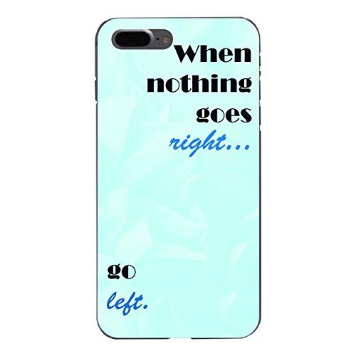 """Disagu Design Case Schutzhülle für Apple iPhone 7 Plus Hülle Cover - Motiv """"When nothing"""""""
