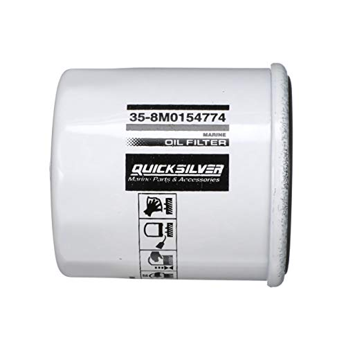 Quicksilver 8M0154782 Oil Filter