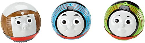 Thomas & Friends Fisher-Price My First, Rail Rollers, 3 Pack